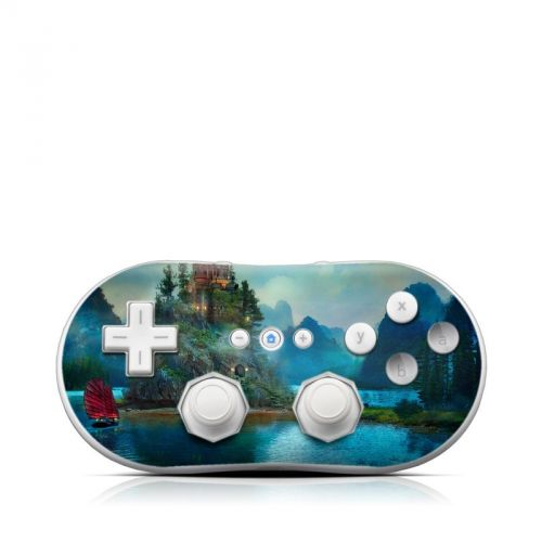 Journey's End Wii Classic Controller Skin