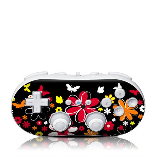 Laurie's Garden Wii Classic Controller Skin