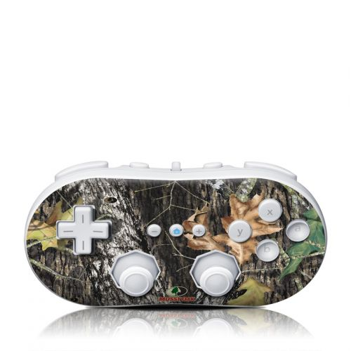 Break-Up Wii Classic Controller Skin
