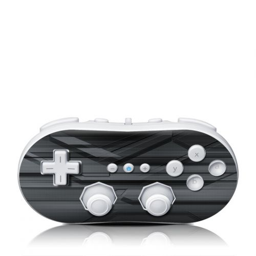 Plated Wii Classic Controller Skin