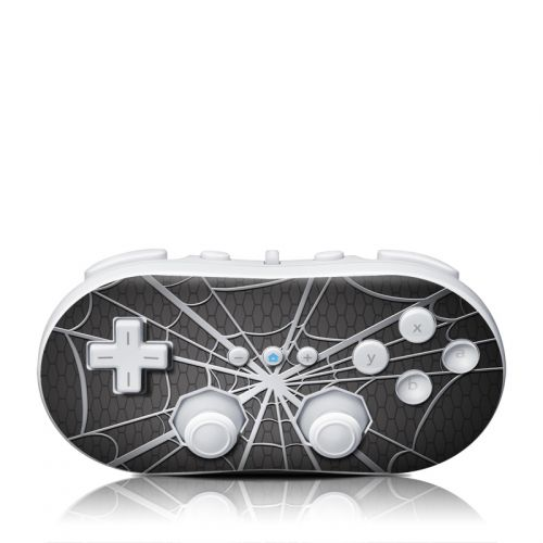 Webbing Wii Classic Controller Skin