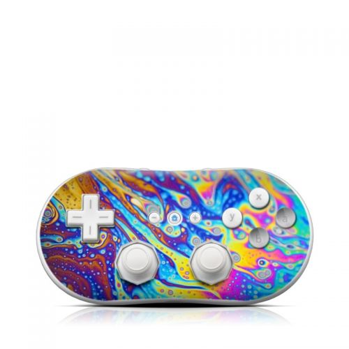World of Soap Wii Classic Controller Skin
