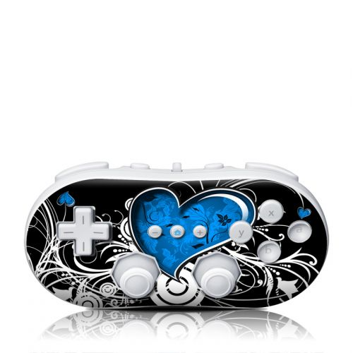 Your Heart Wii Classic Controller Skin
