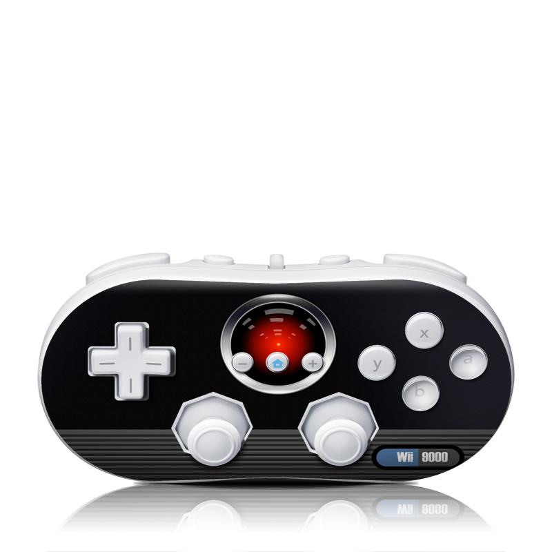 9000 Wii Classic Controller Skin