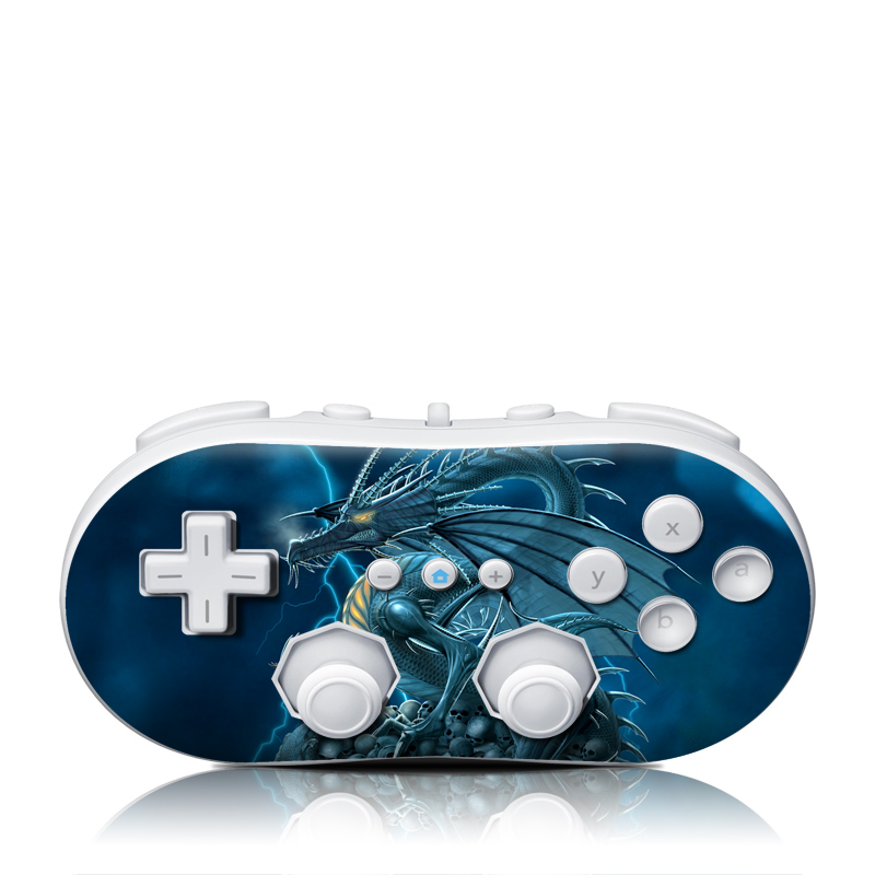 Abolisher Wii Classic Controller Skin