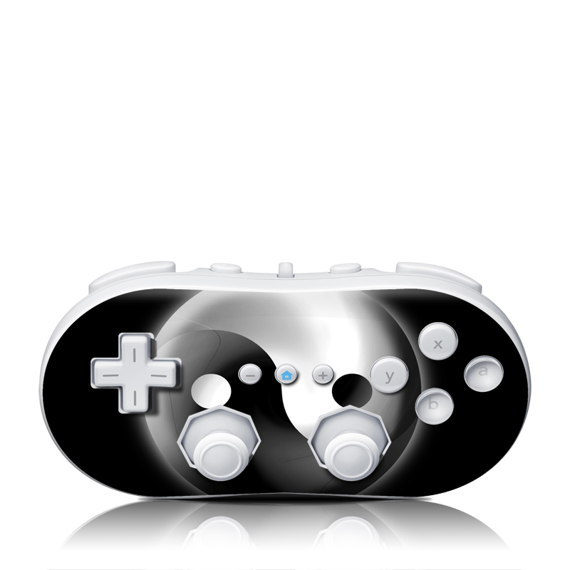 Balance Wii Classic Controller Skin