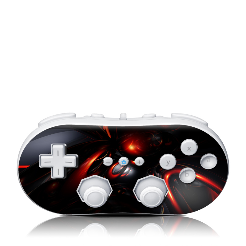 Dante Wii Classic Controller Skin