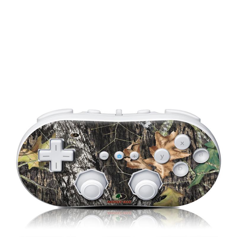 Break-Up Wii Classic Controller Skin