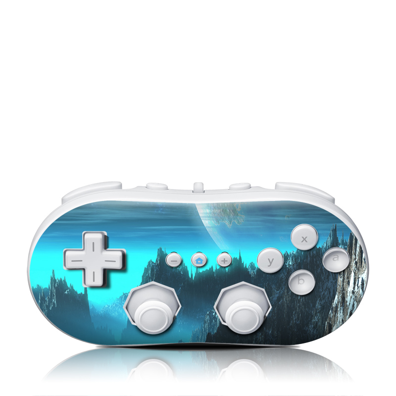Path to the Stars Wii Classic Controller Skin