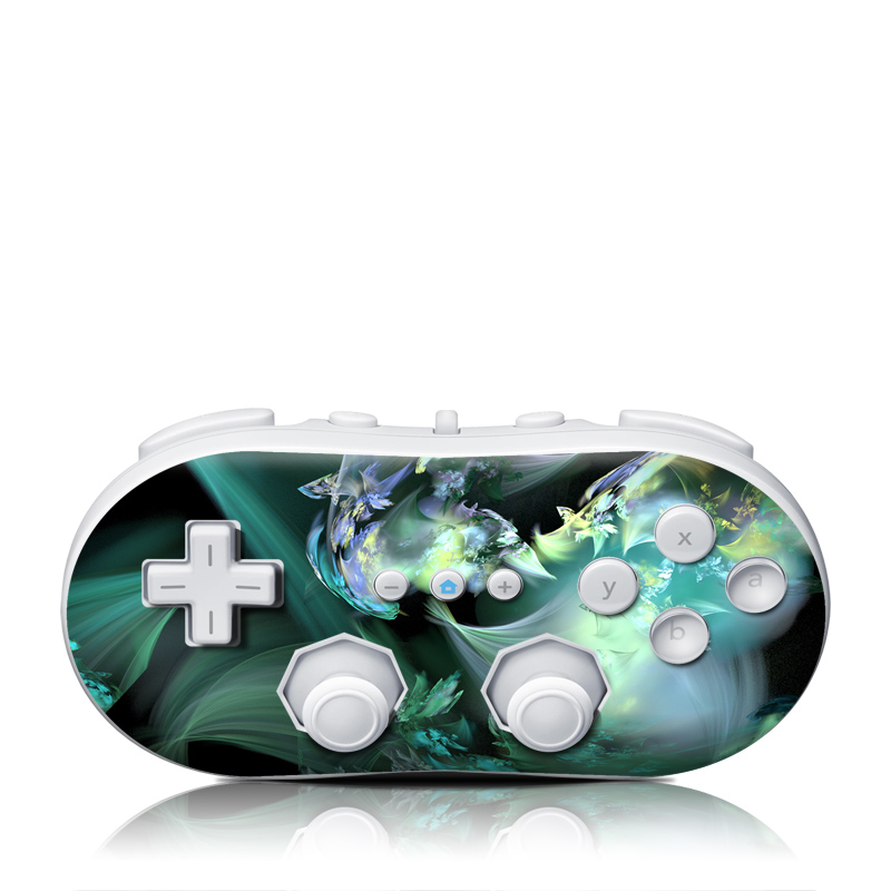 Pixies Wii Classic Controller Skin