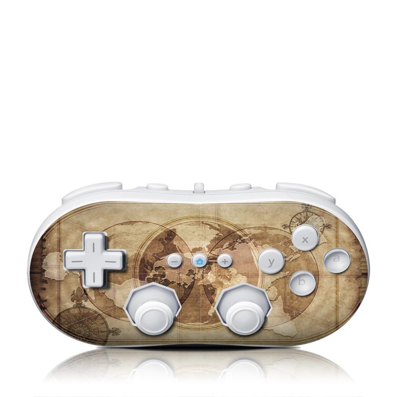 Quest Wii Classic Controller Skin
