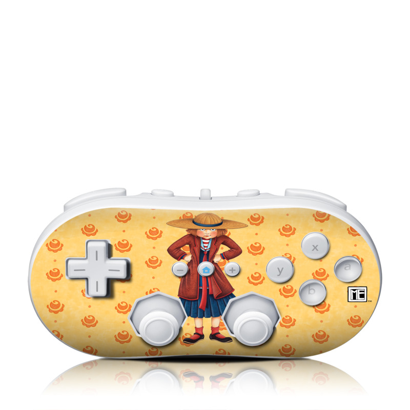 Snap Out Of It Wii Classic Controller Skin