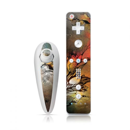 Before The Storm Wii Nunchuk/Remote Skin