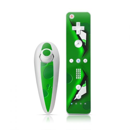 Chunky Wii Nunchuk/Remote Skin