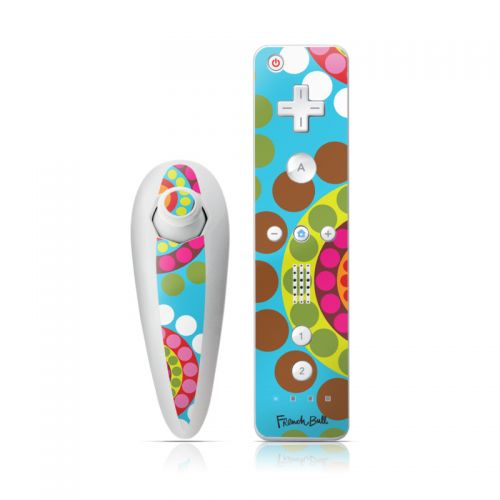 Dial Wii Nunchuk/Remote Skin