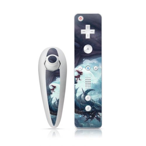 Flying Dragon Wii Nunchuk/Remote Skin