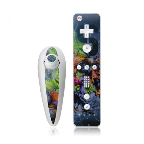Speak Wii Nunchuk/Remote Skin