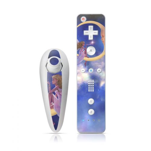 Star Kiss Wii Nunchuk/Remote Skin