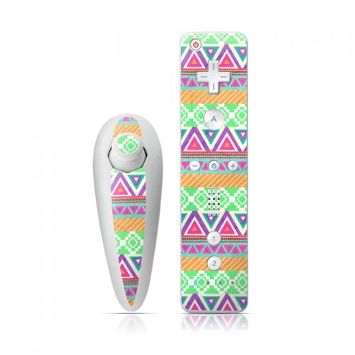 Tribe Wii Nunchuk/Remote Skin