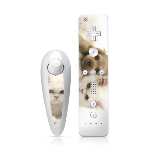 Young Love Wii Nunchuk/Remote Skin