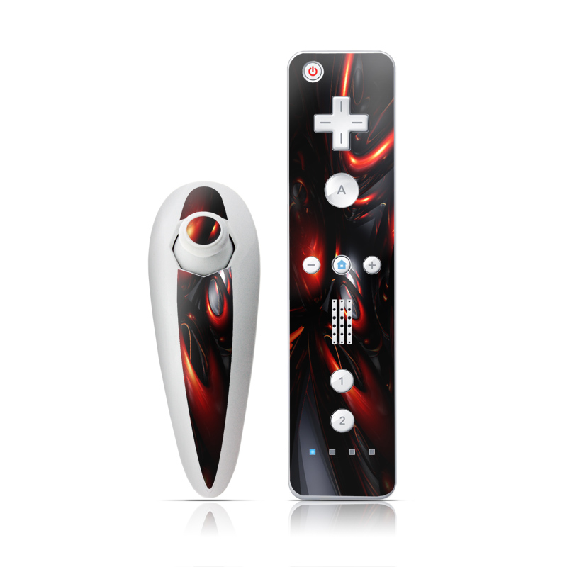 Dante Wii Nunchuk/Remote Skin