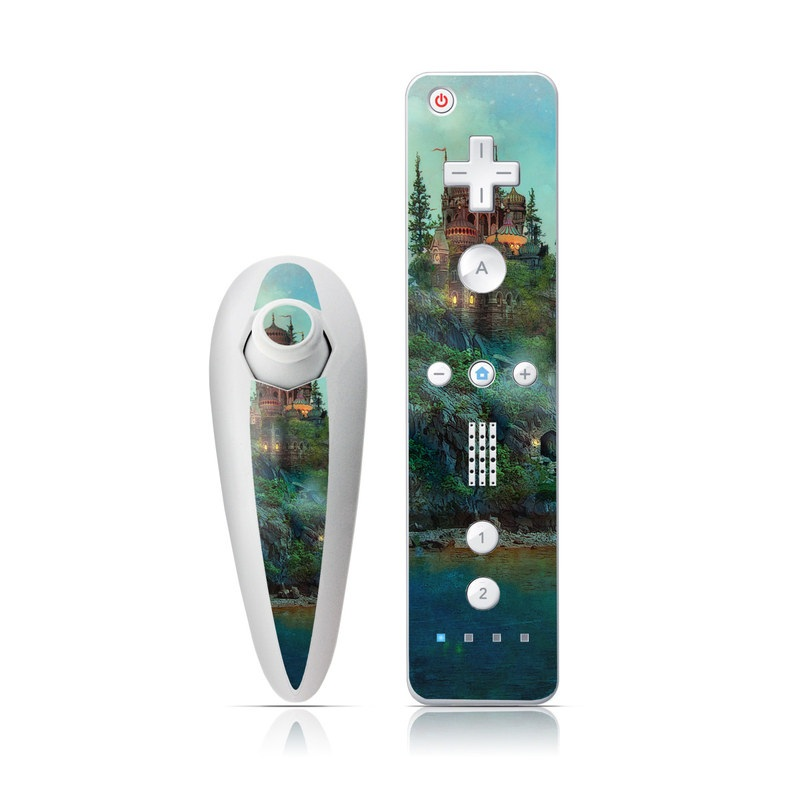 Journey's End Wii Nunchuk/Remote Skin