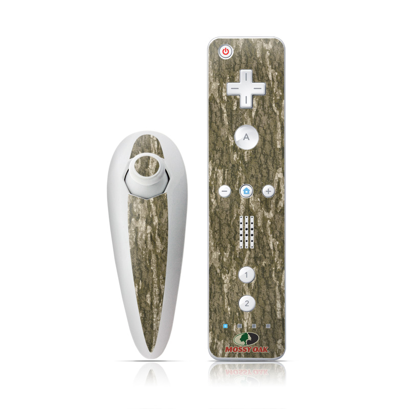 New Bottomland Wii Nunchuk/Remote Skin