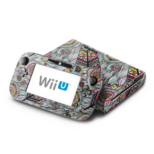 Dream Feather Nintendo Wii U Skin