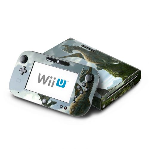First Lesson Nintendo Wii U Skin