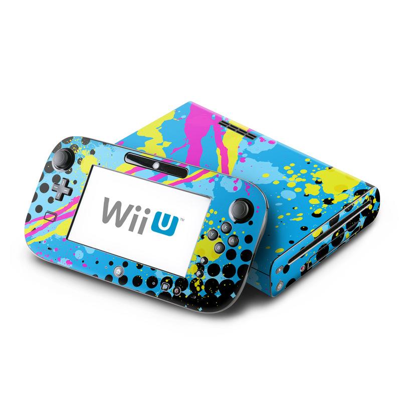 Acid Nintendo Wii U Skin