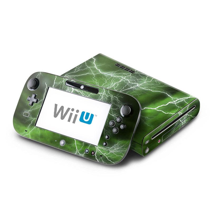 Apocalypse Green Nintendo Wii U Skin