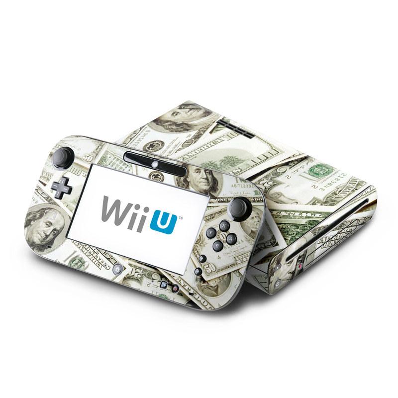 Benjamins Nintendo Wii U Skin