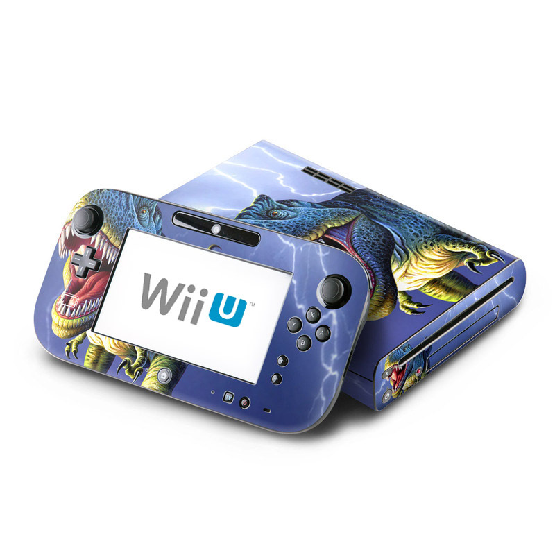 Big Rex Nintendo Wii U Skin
