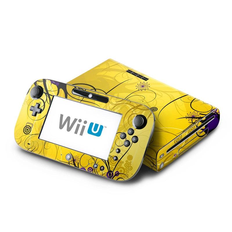 Chaotic Land Nintendo Wii U Skin