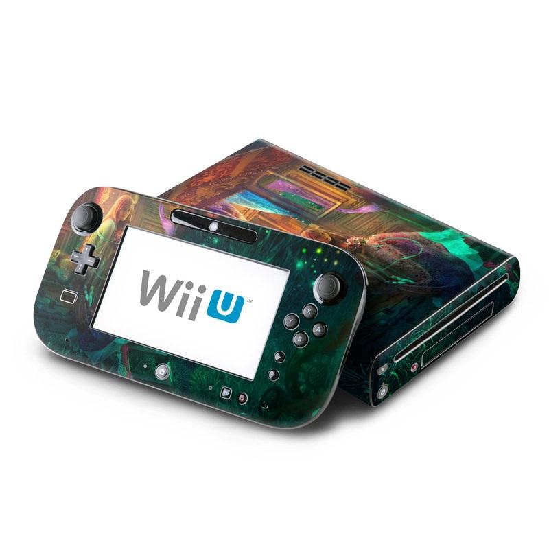 Gypsy Firefly Nintendo Wii U Skin
