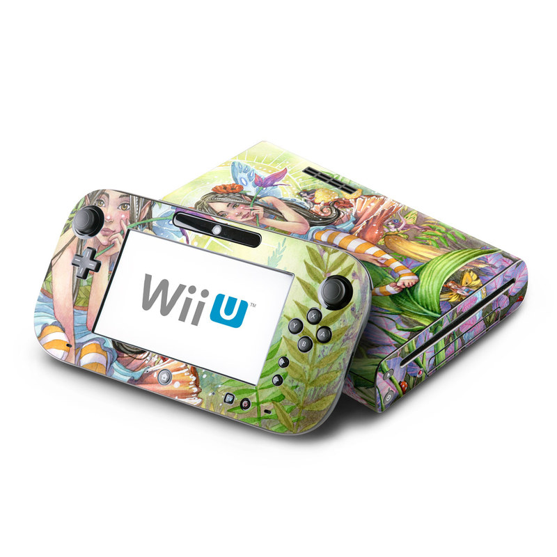 Hide and Seek Nintendo Wii U Skin