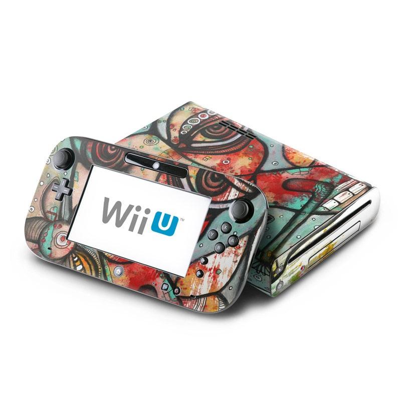Mine Nintendo Wii U Skin