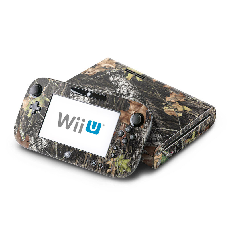 Break-Up Nintendo Wii U Skin
