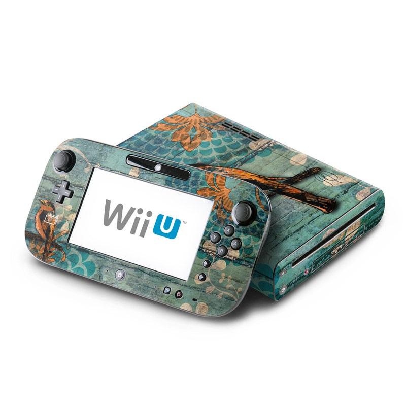 Morning Harmony Nintendo Wii U Skin