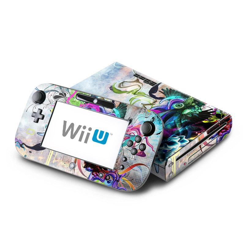 Streaming Eye Nintendo Wii U Skin