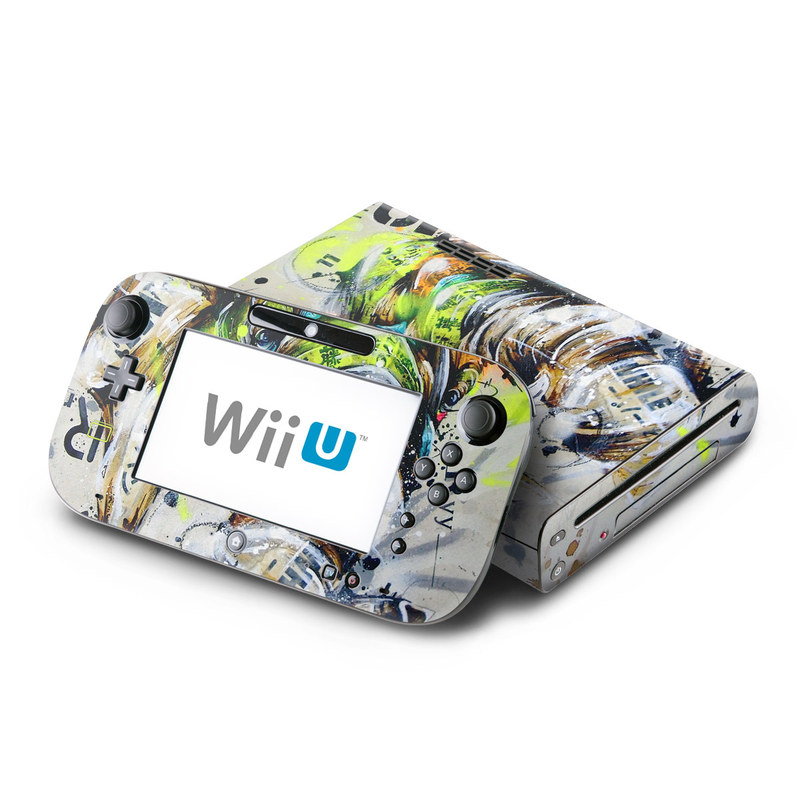 Theory Nintendo Wii U Skin