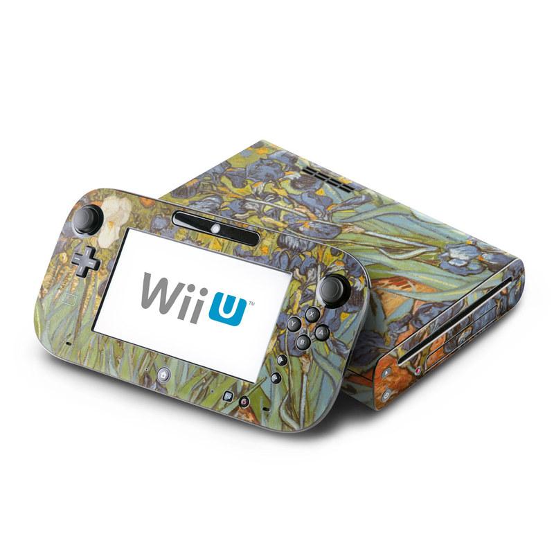 Irises Nintendo Wii U Skin