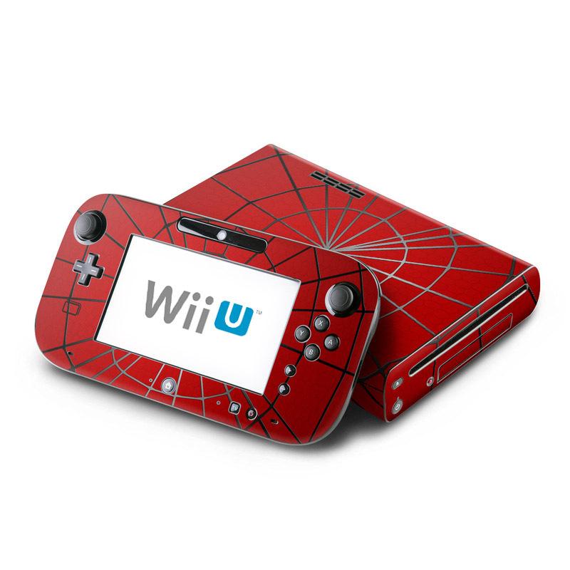 Webslinger Nintendo Wii U Skin