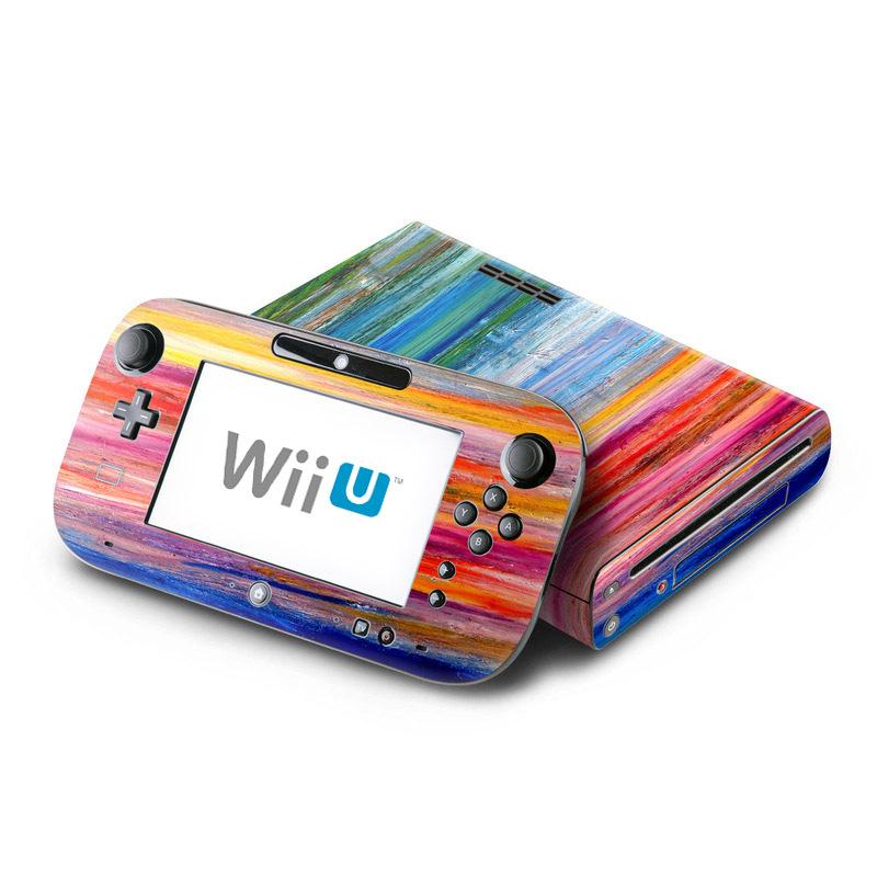 Waterfall Nintendo Wii U Skin