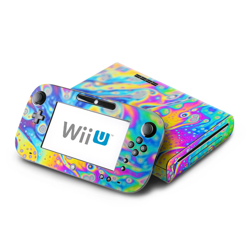 World of Soap Nintendo Wii U Skin