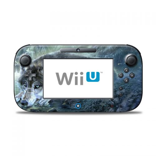 Bark At The Moon Nintendo Wii U Controller Skin