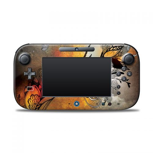 Before The Storm Nintendo Wii U Controller Skin