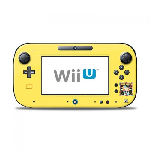 She Who Laughs Nintendo Wii U Controller Skin