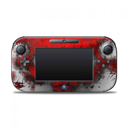 War Light Nintendo Wii U Controller Skin