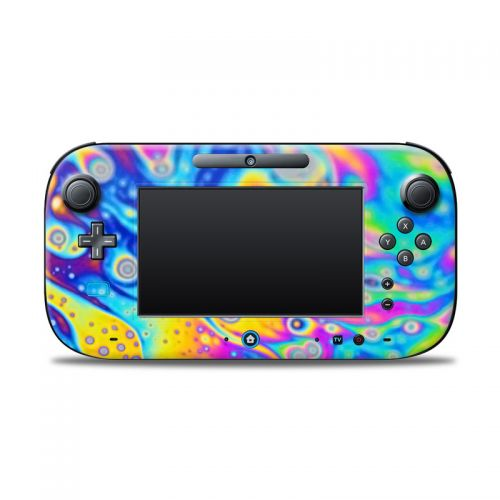 World of Soap Nintendo Wii U Controller Skin